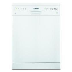 Lave-vaisselle Ignis LPA58EG/WH - Lave-vaisselle - pose libre - largeur : 59.7 cm - profondeur : 59.6 cm - hauteur : 85 cm - blanc