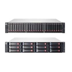 Serveur de stockage en réseau HPE Modular Smart Array 1040 Dual Controller SFF Bundle - Baie de disques - 2.4 To - 24 Baies (SAS-3) - 4 x HDD 600 Go - iSCSI (1 GbE) (externe) - rack-montable - 2U - Top Value Lite
