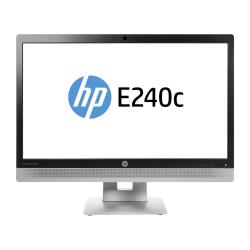 Écran LED HP EliteDisplay E240c Video Conferencing Monitor - Écran LED - 23.8