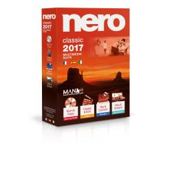 Software Nero - Nero 2017 classic