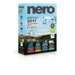 Software Nero - Nero 2017 platinum