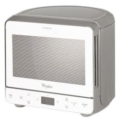 Micro ondes Whirlpool Max MAX 39 WSL - Four micro-ondes grill - pose libre - 13 litres - 700 Watt - argenté(e)