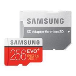 Scheda di memoria Samsung - Mb-mc256da/eu