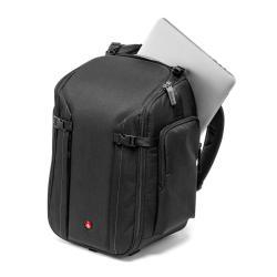 Sacoche Manfrotto Professional 30 - Sac à dos pour appareil-photo avec objectifs et tablette - noir
