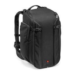 Sacoche Manfrotto Professional 50 - Sac à dos pour appareil-photo avec objectifs et notebook - noir