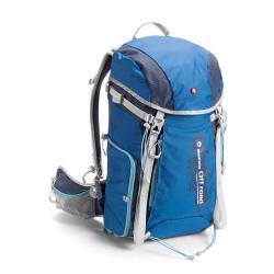 Sacoche Manfrotto Off road Hiker 30L - Sac à dos pour appareil photo numérique avec lentilles - bleu