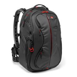 Sacoche Manfrotto Pro Light Bumblebee-220 PL - Sac à dos pour appareil-photo avec objectifs et notebook - noir