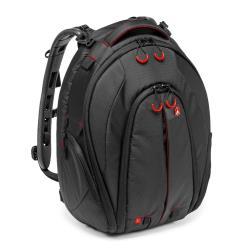Sacoche Manfrotto Pro Light Bug-203 PL - Sac à dos pour appareil-photo avec objectifs et notebook - noir