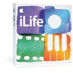 Software Apple - iLife 11 Family Pack