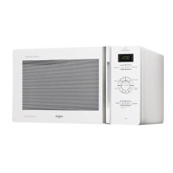 Micro ondes Whirlpool MCP345WH - Four micro-ondes grill - pose libre - 25 litres - 800 Watt - blanc