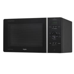 Micro ondes Whirlpool MCP 347 BL - Four micro-ondes combiné - grill - pose libre - 25 litres - 800 Watt - noir