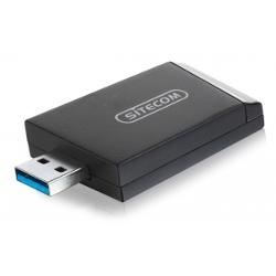 lettore memory card Sitecom - Sitecom usb 3.0  mini card reader