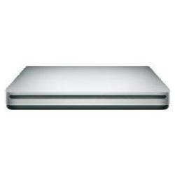 Graveur Apple USB SuperDrive - Lecteur de disque - DVD±RW (±R DL) - 8x/8x - USB 2.0 - externe - pour iMac; Mac mini; Mac Pro; MacBook; MacBook Air; MacBook Pro avec écran Retina