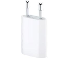 Alimentation Apple 5W USB Power Adapter - Adaptateur secteur - 5 Watt (USB (alimentation uniquement)) - Europe - pour Apple iPad/iPhone/iPod