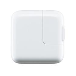 Chargeur Apple 12W USB Power Adapter - Adaptateur secteur - 12 Watt - pour 12.9-inch iPad Pro; 9.7-inch iPad; 9.7-inch iPad Pro; iPad mini 2; 4; iPhone 6s, SE