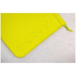Sony MDR-100AAP - Casque avec micro - pleine taille - jack 3,5mm - jaune