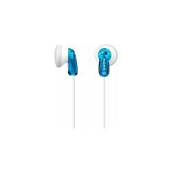 Oreillettes Sony MDR-E9LP - Casque - embout auriculaire - jack 3,5mm - bleu