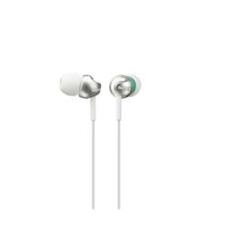Sony MDR-EX110LP - EX Series - écouteurs - intra-auriculaire - jack 3,5mm - blanc