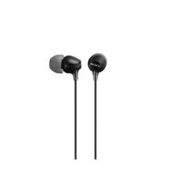 Sony MDR-EX15AP - EX Series - écouteurs avec micro - intra-auriculaire - jack 3,5mm - noir