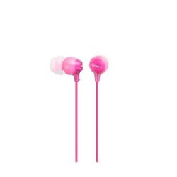 Sony MDR-EX15AP - EX Series - écouteurs avec micro - intra-auriculaire - jack 3.5mm - rose