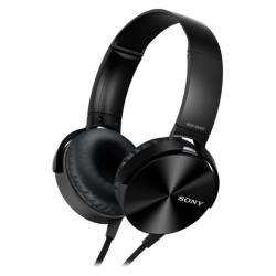 Sony MDR-XB450AP - XB Series - casque avec micro - pleine taille - jack 3,5mm