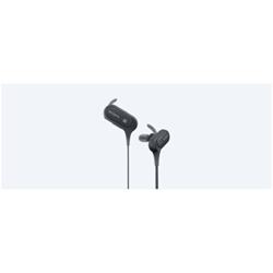 Sony MDR-XB50BS - Sports - écouteurs avec micro - intra-auriculaire - sans fil - Bluetooth - NFC* - noir