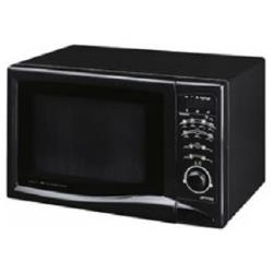 Micro ondes Smeg ME201N - Four micro-ondes grill - pose libre - 20 litres - 850 Watt - noir