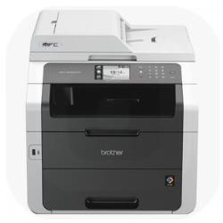 Multifunzione laser Brother - Mfc-9340cdw