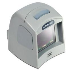 Lettore codice a barre Datalogic - Magellan 1100i 2d grigio con targeting m