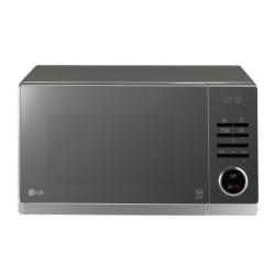 Micro ondes LG MH6353HPR - Four micro-ondes grill - pose libre - 23 litres - 800 Watt - argenté(e)