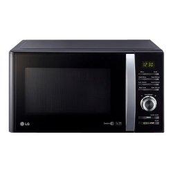 Micro ondes LG MH6382BTB - Four micro-ondes grill - pose libre - 23 litres - 800 Watt - noir