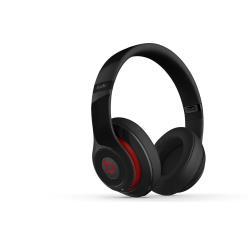 Beats Studio - Casque avec micro - pleine taille - Suppresseur de bruit actif - jack 3.5mm - noir - pour 12.9-inch iPad Pro; 9.7-inch iPad Pro; iPad (3rd generation); iPad 1; 2; iPad Air; iPad Air 2; iPad mini; iPad mini 2; 3; 4; iPad with Retina display; iPhone 3G, 3GS, 4, 4S, 5, 5c, 5s, 6, 6 Plus, 6s, 6s Plus, SE; iPod (4G, 5G); iPod classic; iPod mini; iPod nano; iPod shuffle; iPod touch