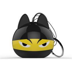 haut-parleur sans fil Celly MINISPEAKER01 - Haut-parleur - pour utilisation mobile - 2 Watt - ninja
