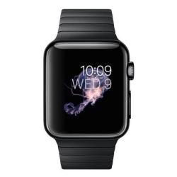 Smartwatch Apple - WATCH BLACK STEEL 38MM