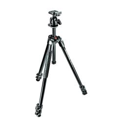 Manfrotto 290 Series MK290XTA3-BH - Trépied - avec Manfrotto 496RC2 Compact Ball Head