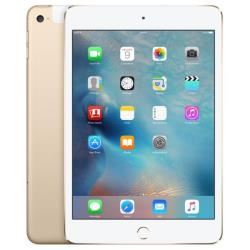 "Tablette tactile Apple iPad mini 4 Wi-Fi + Cellular - Tablette - 128 Go - 7.9"" IPS (2048 x 1536) - 4G - or"