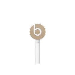 Beats urBeats - �couteurs avec micro - intra-auriculaire - jack 3.5mm - or m�tallis� - pour 12.9-inch iPad Pro; 9.7-inch iPad Pro; iPad (3rd generation); iPad 1; 2; iPad Air; iPad Air 2; iPad mini; iPad mini 2; 3; 4; iPad with Retina display; iPhone 3G, 3GS, 4, 4S, 5, 5c, 5s, 6, 6 Plus, 6s, 6s Plus, SE; iPod (4G, 5G); iPod classic; iPod mini; iPod nano; iPod shuffle; iPod touch
