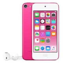 Lettore MP3 iPod Touch 16GB Pink 6a Generazione - apple - monclick.it