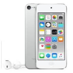 Lettore MP3 iPod Touch 16GB White Silver 6a Gen - apple - monclick.it