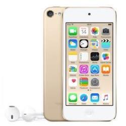 Lecteur MP3 Apple iPod touch - 6ème génération - lecteur numérique - Apple iOS 8 - 64 Go -écran: 4 po - or