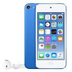 Lecteur MP3 Apple iPod touch - 6ème génération - lecteur numérique - Apple iOS 8 - 64 Go -écran: 4 po - bleu