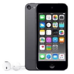 Lecteur MP3 Apple iPod touch - 6ème génération - lecteur numérique - Apple iOS 8 - 64 Go -écran: 4 po - gris