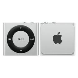 Foto Lettore MP3 iPod Shuffle 2GB White Silver 6 Gen Apple Lettori MP3