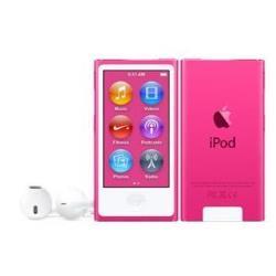 Foto Lettore MP3 iPod Nano 16GB Pink 7a Generazione Apple
