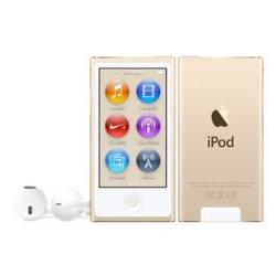 Foto Lettore MP3 iPod Nano 16GB Gold 7a Generazione Apple