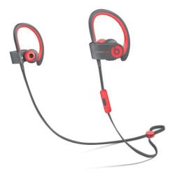 Beats Powerbeats2 Wireless - Active Collection - �couteurs avec micro - intra-auriculaire - montage sur l'oreille - sans fil - Bluetooth - isolation acoustique - rouge - pour 12.9-inch iPad Pro; 9.7-inch iPad Pro; iPad (3rd generation); iPad 1; 2; iPad Air; iPad Air 2; iPad mini; iPad mini 2; 3; 4; iPad with Retina display; iPhone 3GS, 4, 4S, 5, 5c, 5s, 6, 6 Plus, 6s, 6s Plus, SE; iPod nano (7G); iPod touch; TV; Watch; Watch Edition; Watch Herm�s; Watch Sport