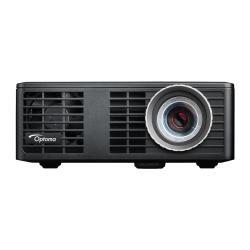Vidéoprojecteur Optoma ML750e - Projecteur DLP - 3D - 700 lumens - WXGA (1280 x 800) - 16:10 - HD 720p