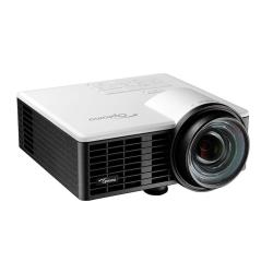 Vidéoprojecteur Optoma ML750ST - Projecteur DLP - 3D - 800 lumens - WXGA (1280 x 800) - 16:10 - HD 720p