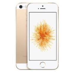 """Smartphone Apple iPhone SE - Smartphone - 4G LTE - 64 Go - CDMA / GSM - 4"""" - 1 136 x 640 pixels (326 ppi) - Retina - 12 MP (caméra avant de 1,2 mégapixels) - or"""
