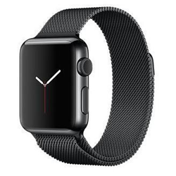Smartwatch Apple - Serie 1 38mm Milanese black